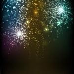 Happy New Year celebration background. EPS 10. — Stock Vector #15183753