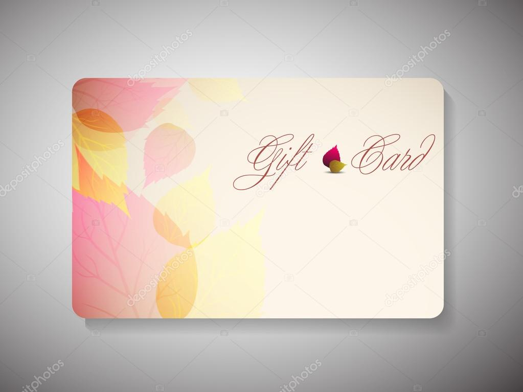 Gift cards. EPF 10.  — Stock Vector #15182243
