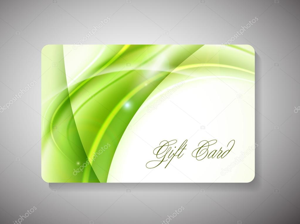 Gift cards. EPF 10.   Stock Vector #15182273