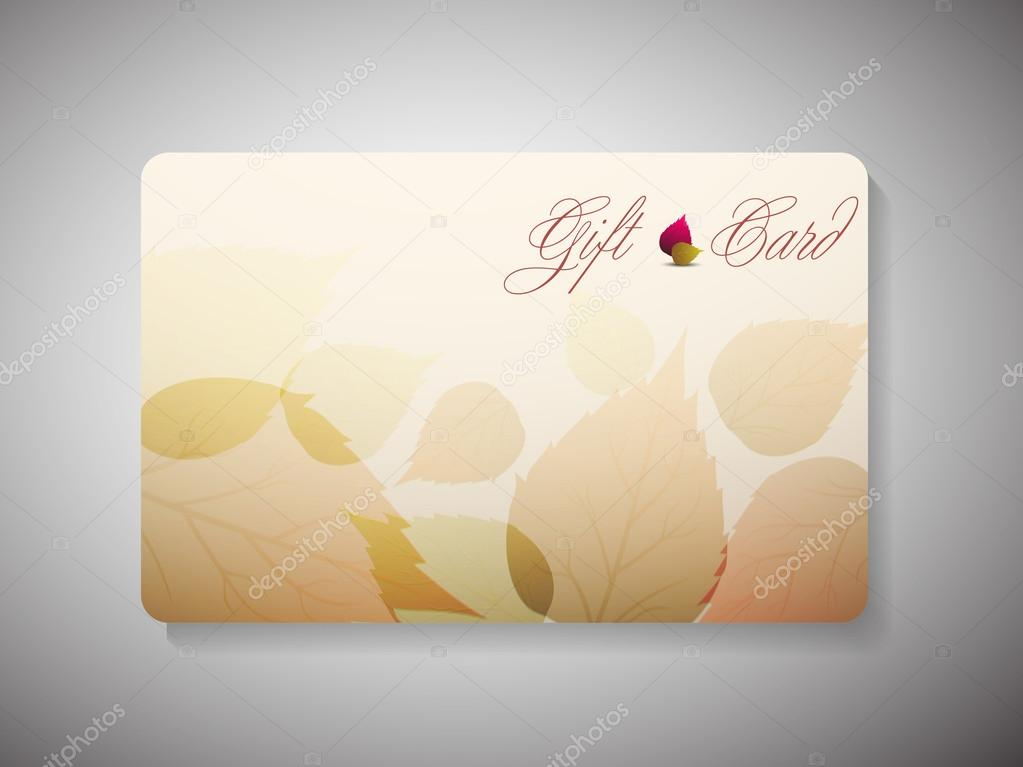 Gift cards. EPF 10.  — Stock Vector #15182291