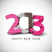 Bonne annee 2013. eps 10. — Vecteur