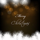 Merry Christmas background. EPS 10. — Stock Vector