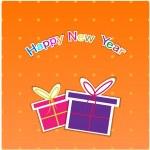 2013 Happy New Year. EPS 10. — Stock Vector