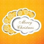 Christmas Card. EPS 10. — Stock Vector #16949963