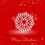 Christmas Card. EPS 10. — Stok Vektör