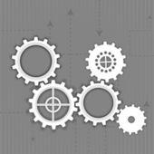 Návrh designu webu. eps 10. — Stock vektor