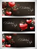 San valentino sfondo. eps 10. — Vettoriale Stock