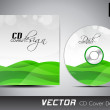 CD Cover design for your business. EPS 10. — Stock Vector #19024953