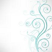 красивый цветочный фон. eps 10. — Cтоковый вектор