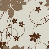 абстрактный цветочный фон. eps 10. — Cтоковый вектор