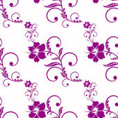 Abstract floral background. EPS 10. — Vector de stock