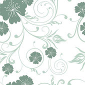 Abstract floral background. EPS 10. — Stock vektor