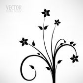 Floral abstrakt. eps 10. — Stockvektor