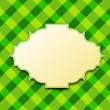 Green abstract background for Happy St. Patrick's Day. EPS 10. — Stockvektor