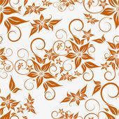 抽象花卉背景. — 图库矢量图片