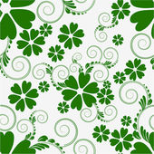 Abstract floral background. — Stockvektor