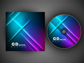 CD Cover design for your business. EPS 10. — Stock Vector