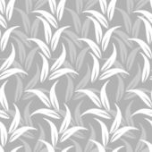 Abstract seamless floral pattern. — Stock Vector