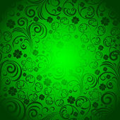 Seamless background for Happy St. Patrick's Day. — Stock Vector