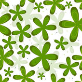 Seamless background for Happy St. Patrick's Day. — Vector de stock