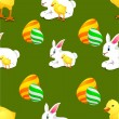 Happy Easter background. — Stock Vector #22916960