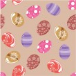 Happy Easter background. — Stock Vector #22920462