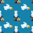Happy Easter background. — Stock Vector #22935592