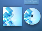 CD Cover design for your business. EPS 10. — Wektor stockowy