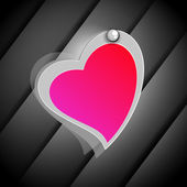 Abstract love background. — Wektor stockowy