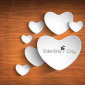 Abstract love background. — Vettoriale Stock