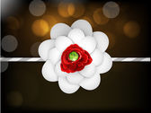 Happy Raksha Bandhan Indian festival background . — Stockvektor