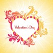 Vector illustration for valentine day — Stock Vector #2917926