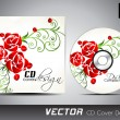 CD Cover design for your business. — Stock Vector #29823607