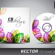 CD Cover design for your business. — Stock Vector #29824023