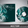 CD Cover design for your business. — Stock Vector #29824059