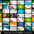 Professional Business Card Set. — Stock Vector #29824265
