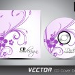 CD Cover design for your business. — Stock Vector #29824729