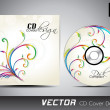 CD Cover design for your business. — Stock Vector #29825497