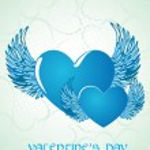 Romantic illustration for valentine day — Stock Vector #3112019