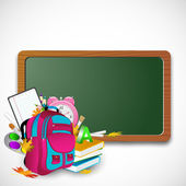 Fondo de educación Resumen. — Vector de stock