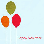 新年あけましておめでとうございます 2014年背景. — ストックベクタ