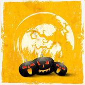Abstract Halloween Background. — Stock Vector