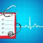 Sağlık ve tıp kavramı — Stok Vektör