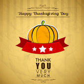 Thanksgiving background. EPS 10. — Stock Vector