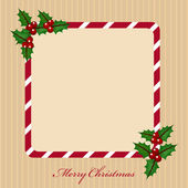 Merry Christmas celebration background. — Wektor stockowy