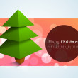 Merry Christmas celebration background. — Grafika wektorowa
