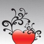 Illustration for valentine day — Stock Vector #4724081
