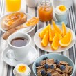 Healthy breakfast — Stock Photo #14438421