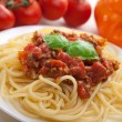 Spaghetti bolognese — Stock Photo #18705741