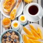 Healthy breakfast — Stock Photo #18705763